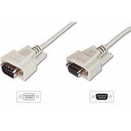 RS232 DB9 M/F kabel
