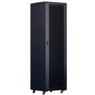 Serverkast 1000 diep geperforeerde deuren