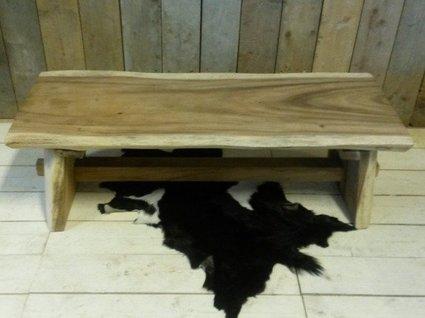 Boomstam salontafel 150cm