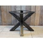Ronde boomstamtafel 115/190cm DCA55-419