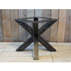 Ronde boomstamtafel 140/180cm DCA69-419