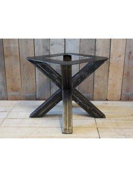 Dubbele X poot - Rustiek  85cm