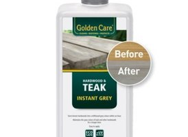 Golden Care - Teak Instant Grey vergrijzer 1ltr