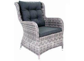 Wicker fauteuil Silvia