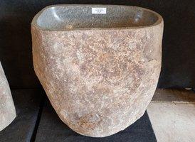 Stenen wasbak staand - NSW-002