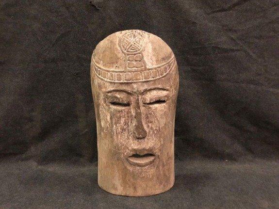 Groot houten Masker SKA01-418