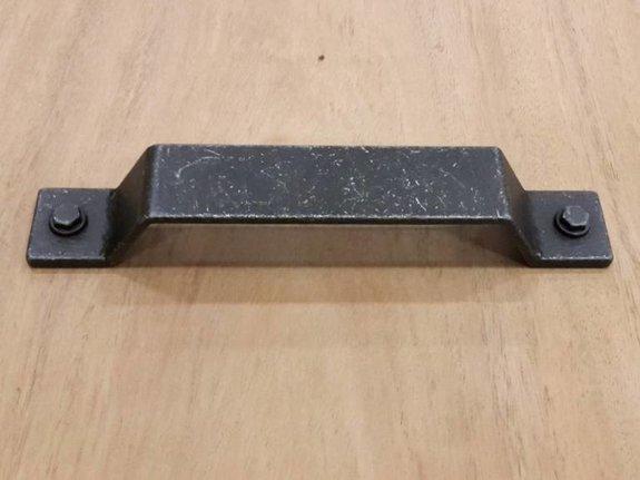 Handgreep 246x28mm industrieel  (per stuk)