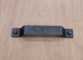 Handgreep 185x28mm industrieel (per stuk)