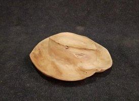 Wortelhouten hoed +/- 40cm