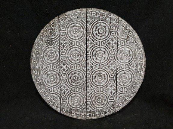 Wandpaneel Ø100cm RA1871-2C