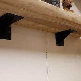Boekenplank suar 35x200cm zonder steunen