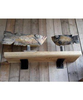 Boekenplank suar 35x120cm zonder steunen
