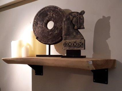 Boekenplank suar 50x220cm zonder steunen