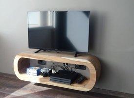 Salontafel of Tv-meubel 30x40x120cm