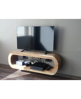 Salontafel of Tv/audio-meubel 30x40x120cm