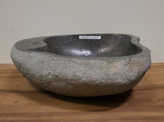 Waskom natuursteen YY07 - 48x43x15cm