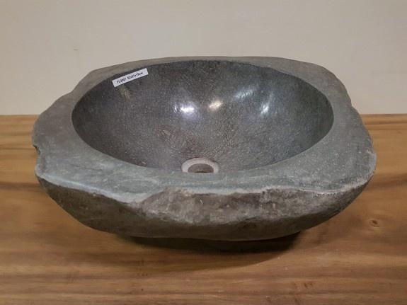 Waskom natuursteen FL2007 - 52x51x15cm