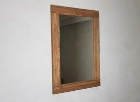 Spiegel 70x100x9cm Naturel - Teak