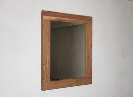 Spiegel 68x85x9cm Naturel - Teak