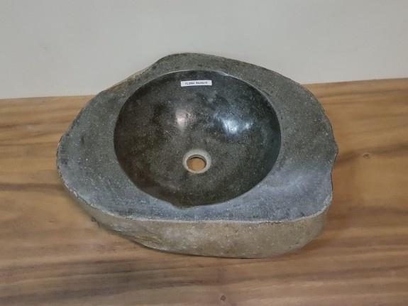 Waskom natuursteen FL2064 - 54x44x15cm