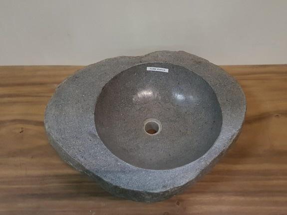 Waskom natuursteen FL2065 - 57x47x15cm