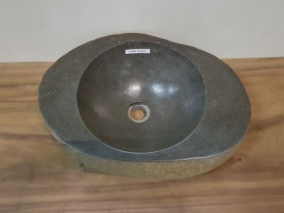 Waskom natuursteen FL2067 - 53x39x13cm