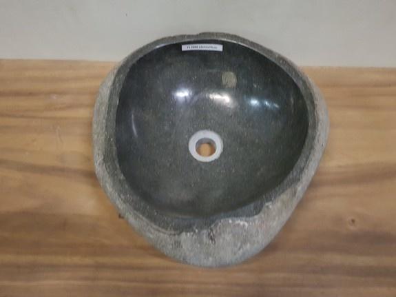 Waskom natuursteen FL2098 - 43x42x15cm