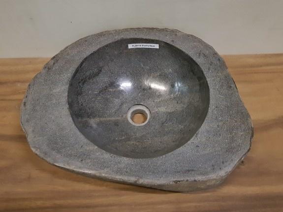 Waskom natuursteen FL20114 - 51x41x16cm