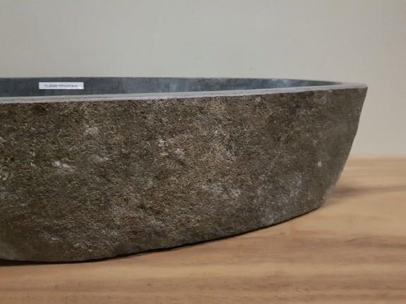 Wasbak natuursteen  FL20200 - 99x42x16cm