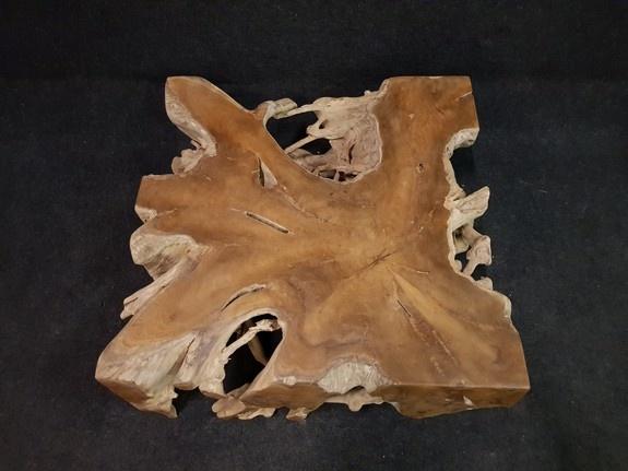 Wortelhout salontafel 100x100x45cm IJ04F-2051
