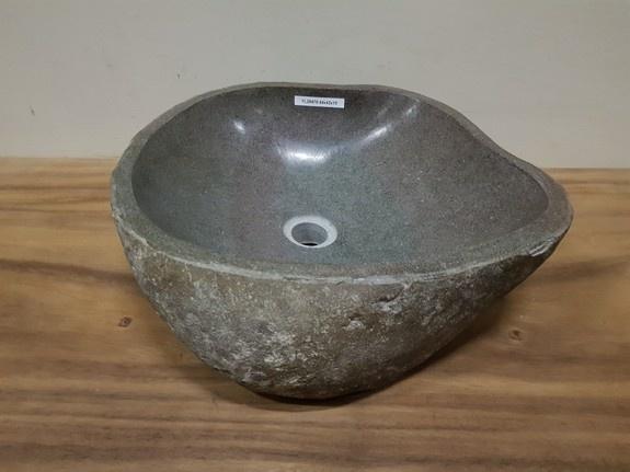Waskom natuursteen FL20470 - 44x42x15cm