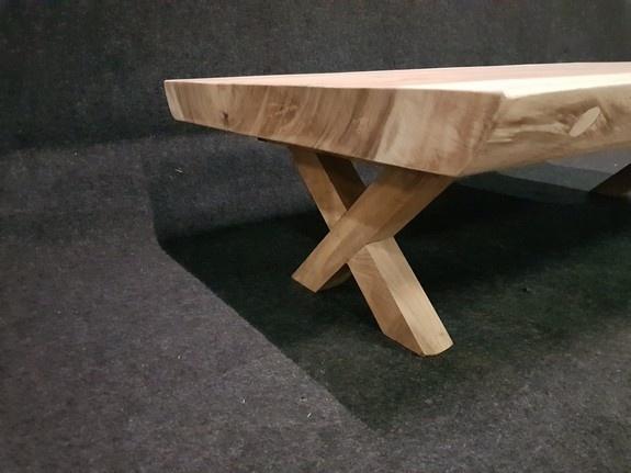 Salontafelblad 85/90x160cm CA08-420