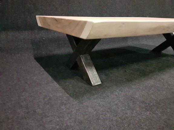 Salontafelblad 85/90x160cm CA05-420