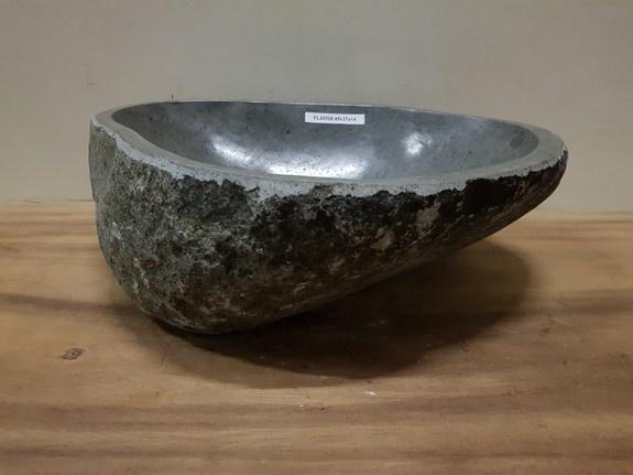 Waskom natuursteen FL20528 - 45x37x14cm