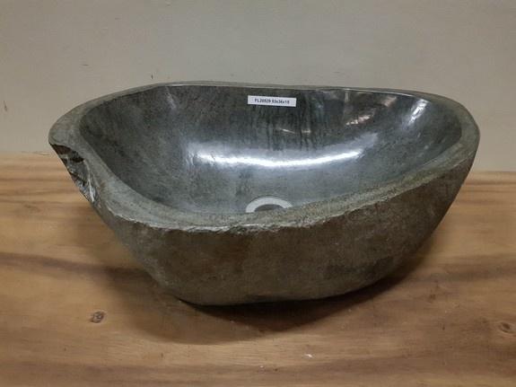 Waskom natuursteen FL20529 - 53x36x15cm