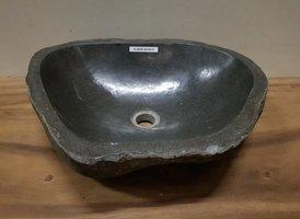 Waskom natuursteen FL20530 - 49x38x15cm