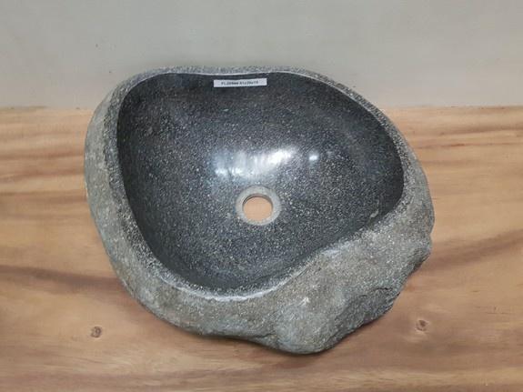 Waskom natuursteen FL20544 - 41x39x15cm