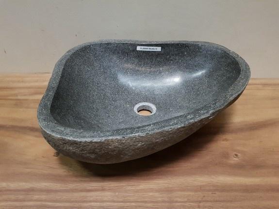 Waskom natuursteen FL20549 - 50x40x15cm