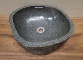 Waskom natuursteen FL20565 - 49x44x15cm