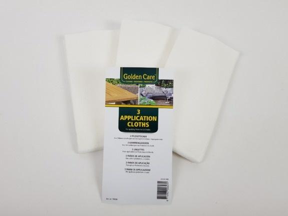 Golden Care - opbrengdoeken voor protector of Shield (per 3)