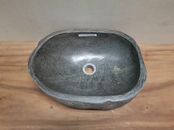 Waskom natuursteen FL20600 - 46x34x15cm