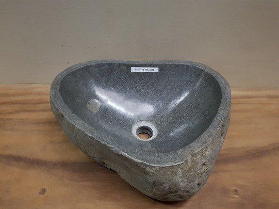 Waskom natuursteen FL20745 - 41x33x15cm