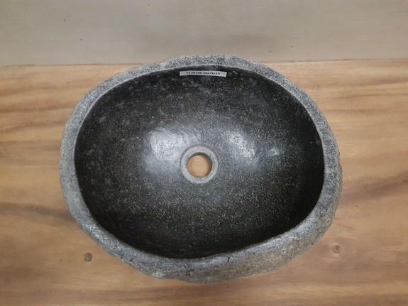 Waskom natuursteen FL20746 - 39x31x15cm