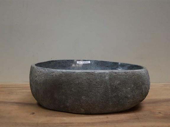 Waskom natuursteen FL20751 - 44x31x15cm