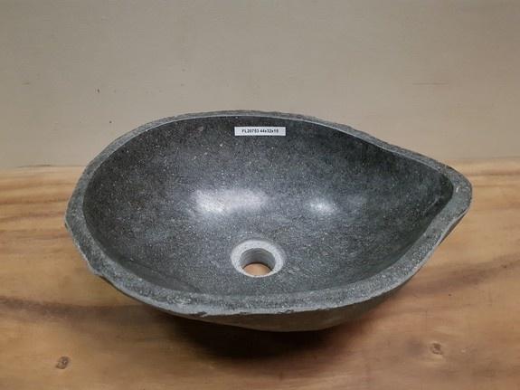 Waskom natuursteen FL20753 - 44x32x15cm