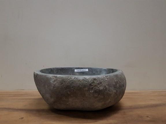 Waskom natuursteen FL20759 - 39x30x15cm