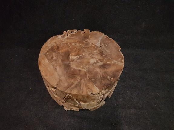 Salontafel rond 80x45cm  - RI2112-08