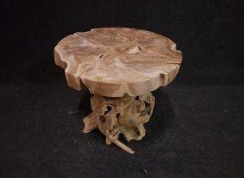 Wortelhouden tafel Ø80x75cm - RI2112-09