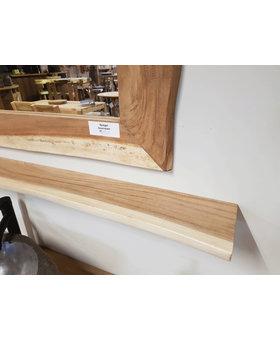 Wandplank suar 200x15x3cm
