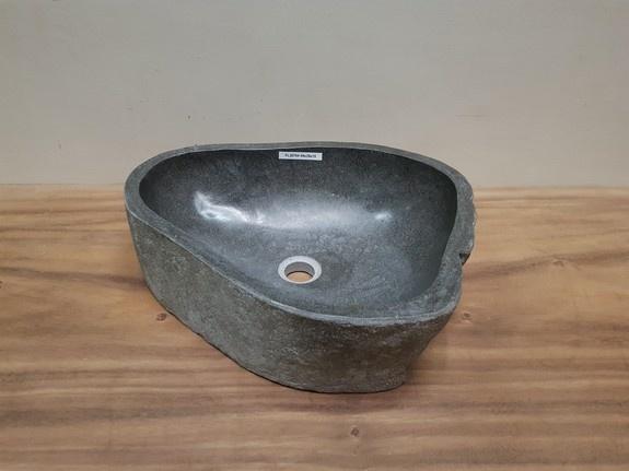 Waskom natuursteen FL20764 - 49x39x15cm
